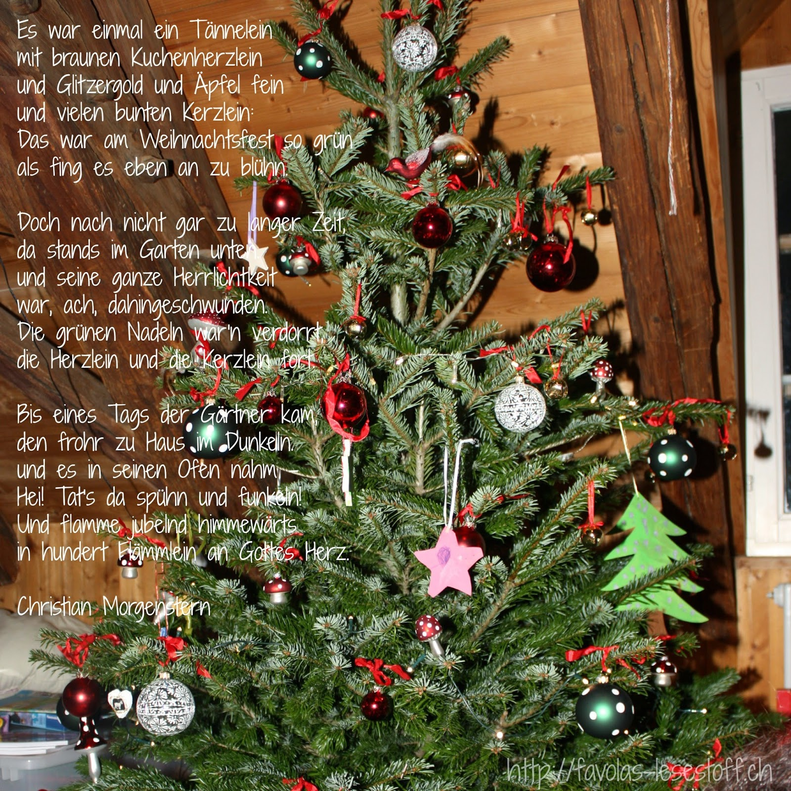 Wünsche Dir Schöne Weihnachten