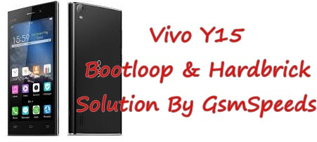 Vivo Y15 Bootloop Solution With SP Flashtool - SMART FLASHER
