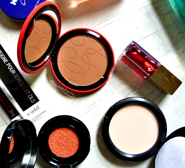 Guerlain, Lancome and MAC makeup