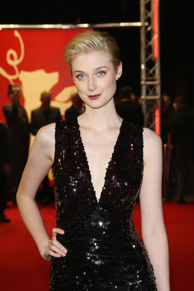 Makeup for Elizabeth Debicki for the premiere of The Night manager in Berlin