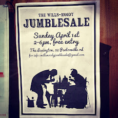 Jumble sale joy