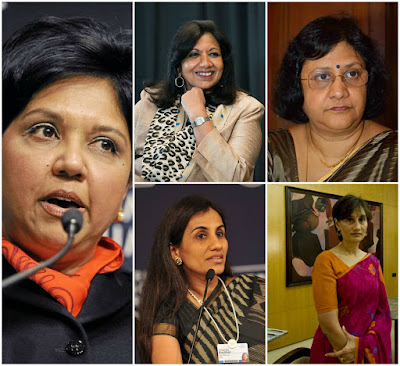World's 100 Most Powerful Women List by Forbes