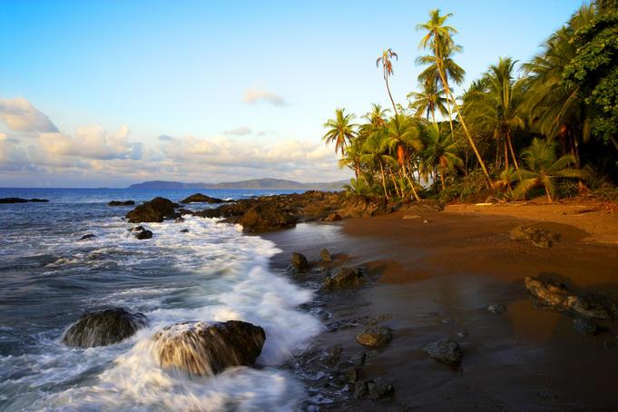 Download Wallpaper Hd Costa Rica Natural Panorama Wallpaper