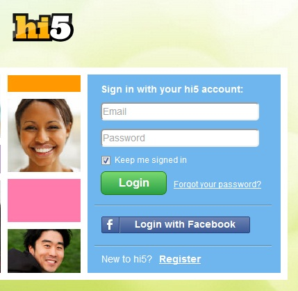 Is hi5 a dating site