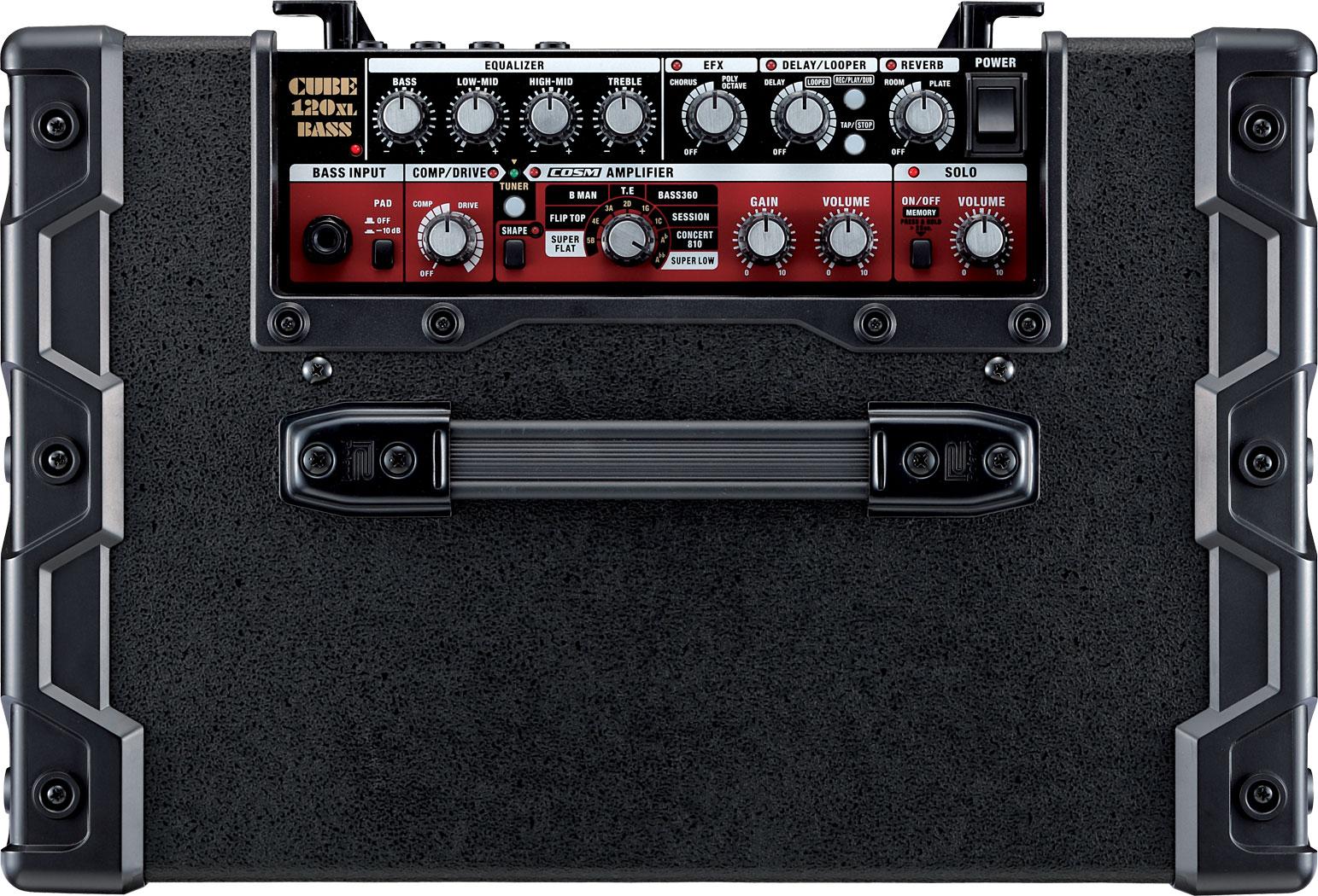 Loa Roland Cube bass 120XL