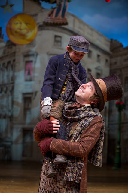 Why Your Family Should See A Christmas Carol In The Theater, Theaters in Denver, Holiday shows in Denver, Denver Center for the Performing Arts, DCPA, Denver Theaters Colorado, A Christmas Carol in the theater, A Christmas Carol Denver Colorado, Should kids see A Christmas Carol, Taking kids to the theater, tips on taking the kids to the theater, Tickets to A Christmas Carol Denver,