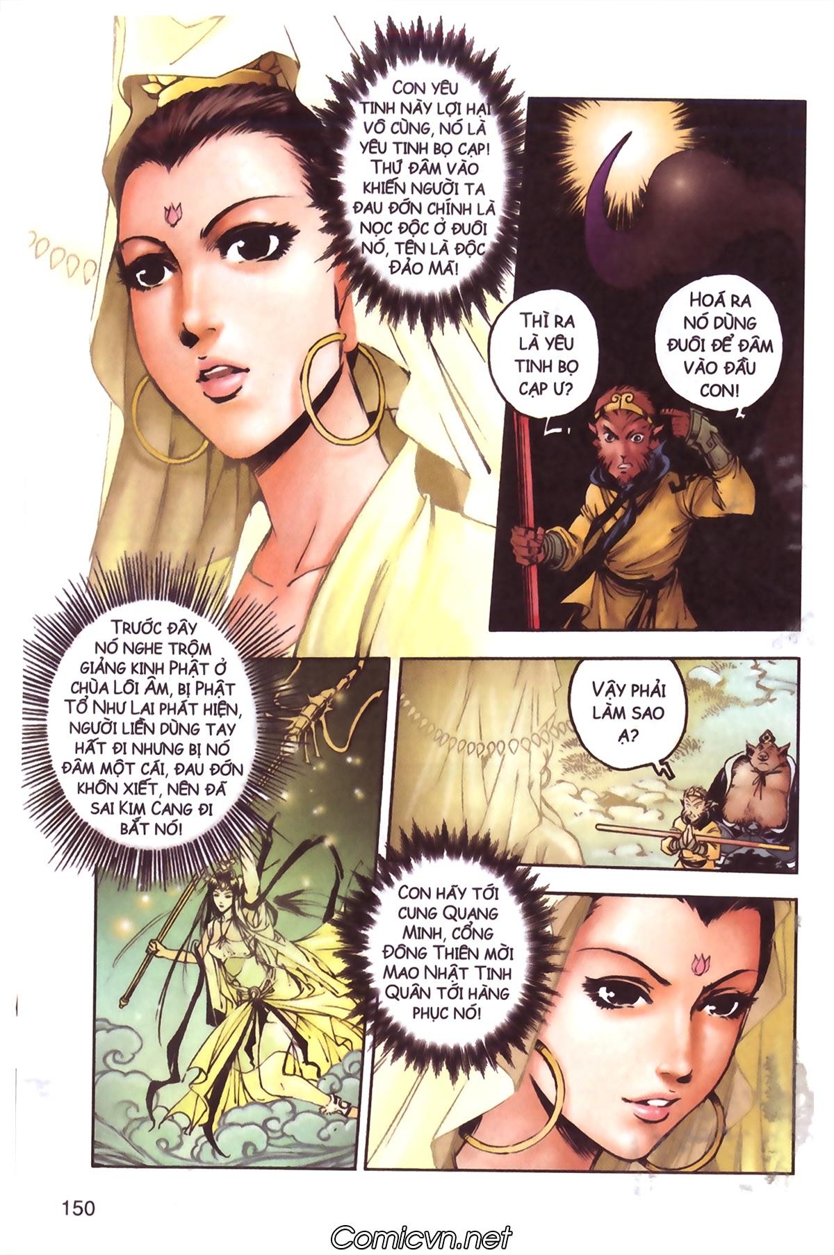 Tây Du Ký màu - Chapter 100 - Pic 9