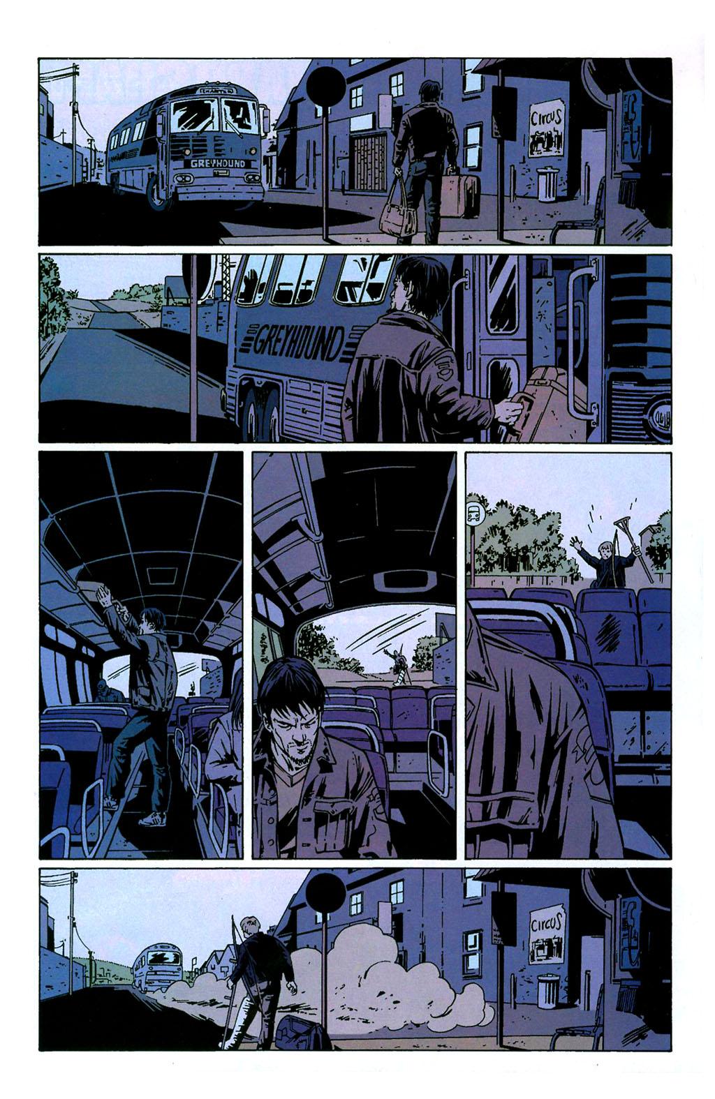 Hawkeye (2003) Issue #4 #4 - English 4