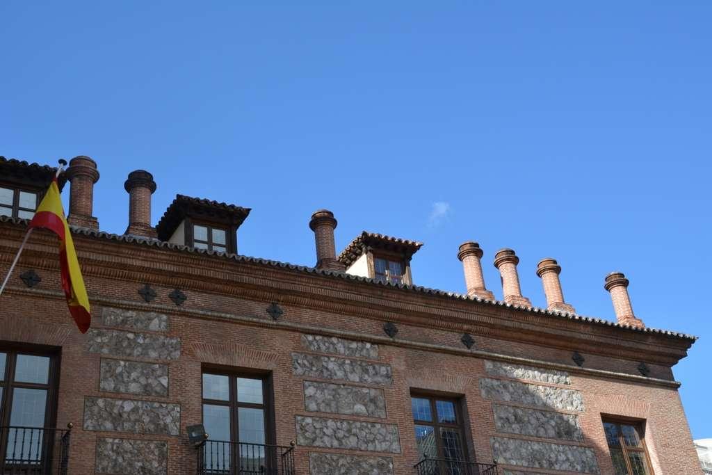 Ba l del arte los palacios de madrid - La casa de la chimenea ...