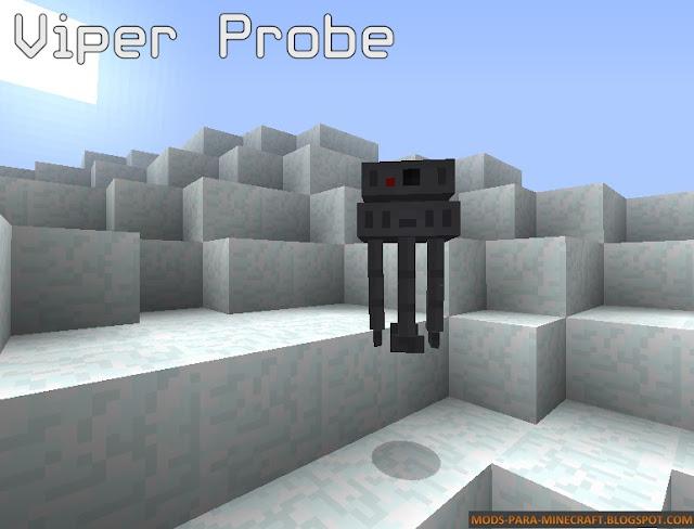 Imagen 2 - Star Wars Droid mod para Minecraft 1.8