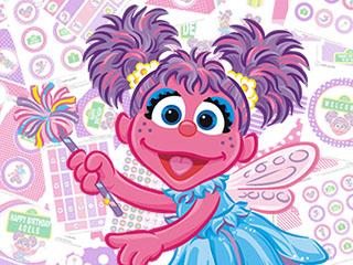 Cuties Parties Abby Cadabby Printable Birthday Party Kit