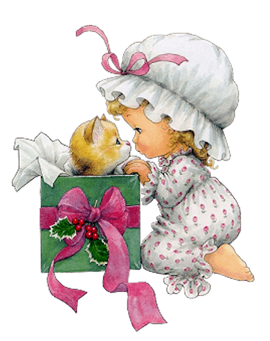 Imagenes infantiles de navidad png - Dibujos postales navidad ninos ...