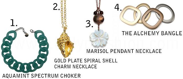 Ladyofashion Style April M Press - Deborah Grivas Jewellery