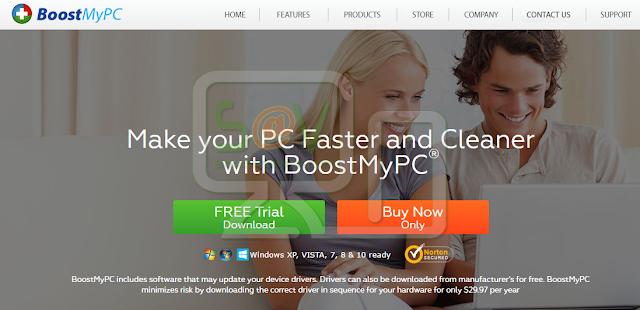 BoostMyPC (Falso optimizador)