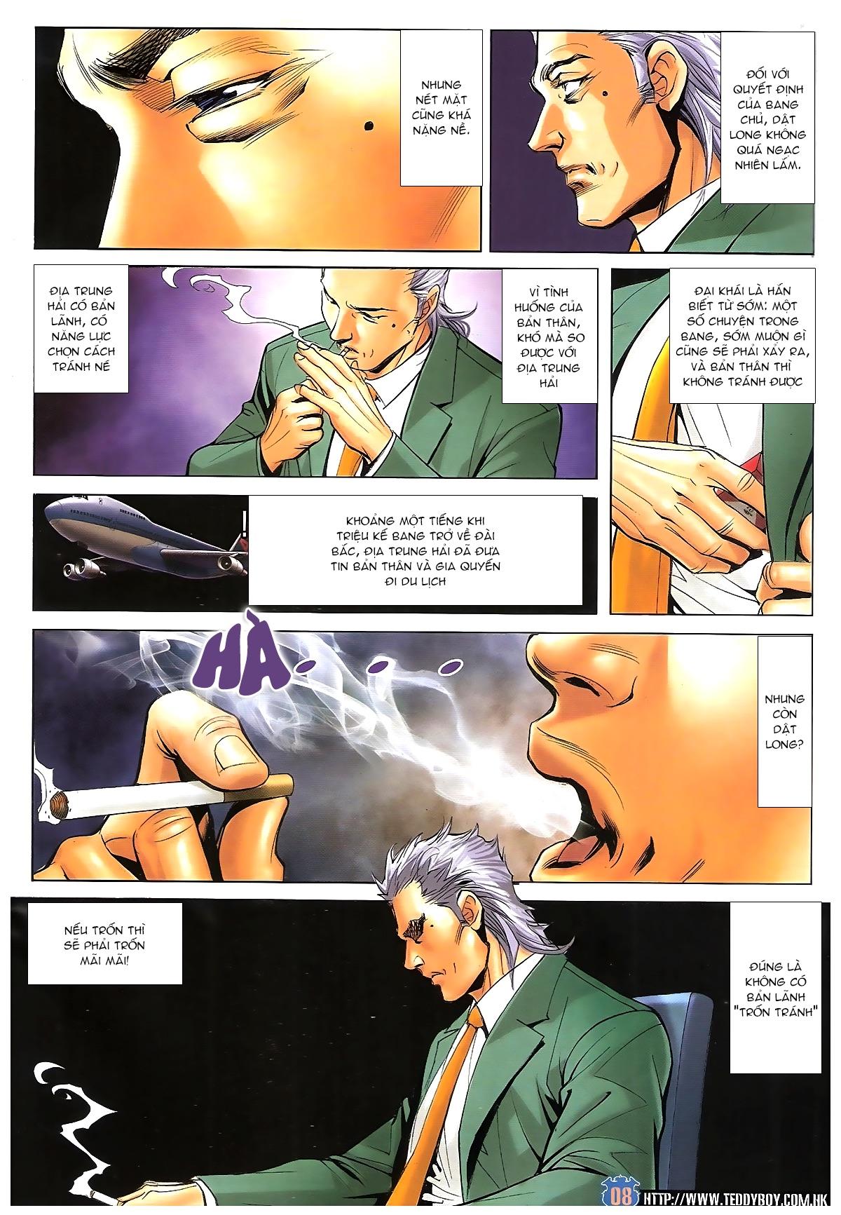 Người Trong Giang Hồ - Chapter 1617: Bức Cung - Pic 7