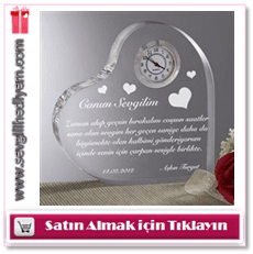 Romantik yılbaşı hediyesi