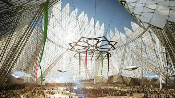 Osaka le ganó a Bakú y Moscú por Feria Mundial 2025
