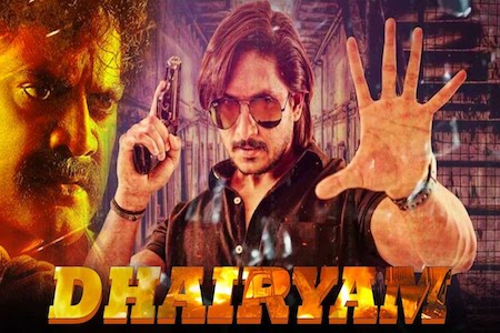 Dhairyam 2017 Hindi Dubbed Full 300MB Download
