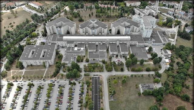 Γιάννενα: Με «συν» 70 θέσεις στάθμευσης το Πανεπιστημιακό