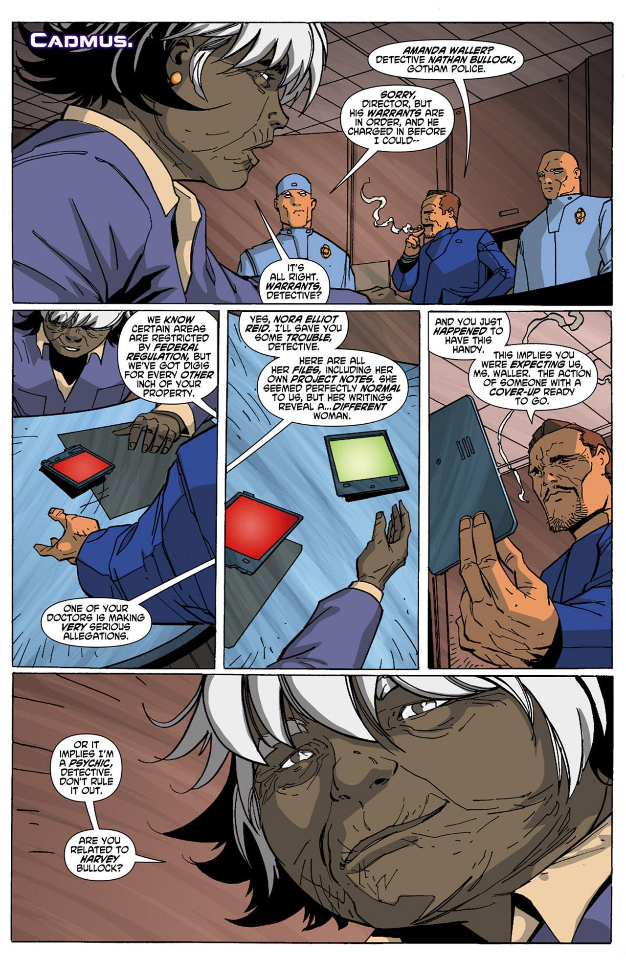 Batman Beyond (2010) Issue #6 #6 - English 9