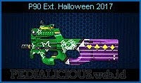 P90 Ext Halloween 2017