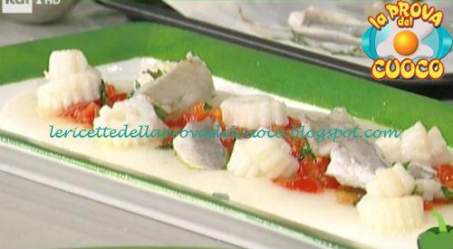 Polentina in guazzetto di mare ricetta Rossi da Prova del Cuoco