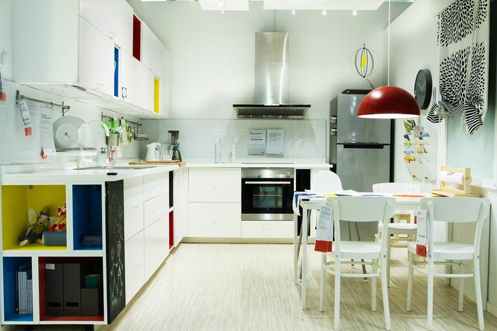 Percantik Dapur Dengan Berbagai Macam Perabotan IKEA