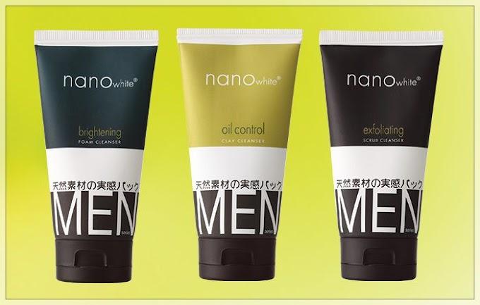 Produk Pencuci Muka Terbaik Untuk Lelaki Dari Nanowhite