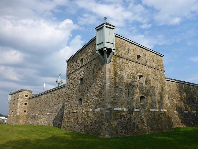 Fort de Chambly Québec