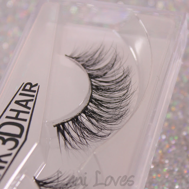 Ebay Mink 3D Hair False Eyelashes A10 Review