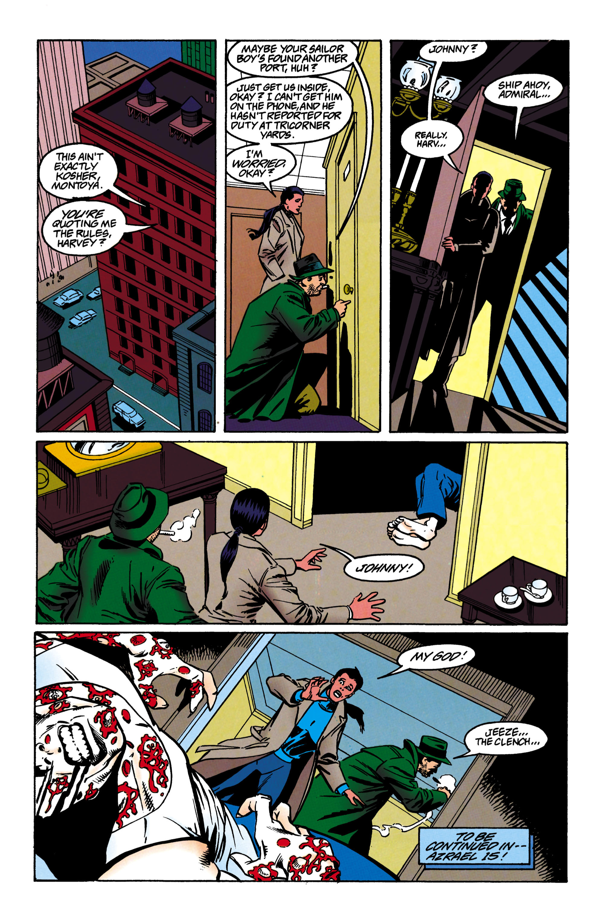 Catwoman (1993) Issue #31 #36 - English 22