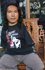 pelukis tuna daksa indonesia