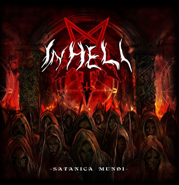 IN HELL SATANICA MUNDI BLACK DEATH METAL