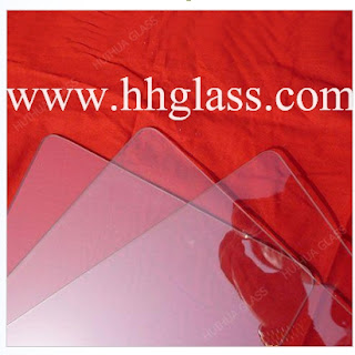 Clear Glaverbel Sheet Glass