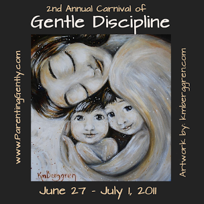 The 2nd Annual Carnival Of Gentle Discipline ~ Parenting Gently ~ Free Cards Winner