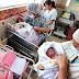En las primeras horas del Año Nuevo nacieron más niños que niñas