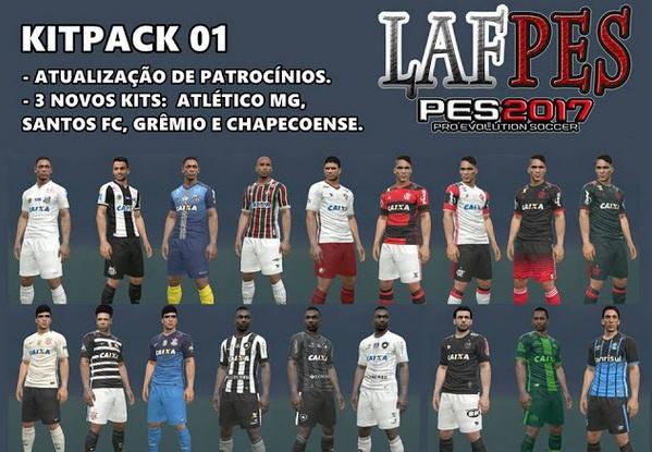 PES 2017 Kit-Pack Brasileirao 0.1 a60a6c39a