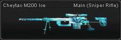 Cheytac M200 Ice