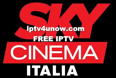 SKY CINEMA Italia GRATUIT (TEST) Fichier m3u Free IPTV 26.08.2017
