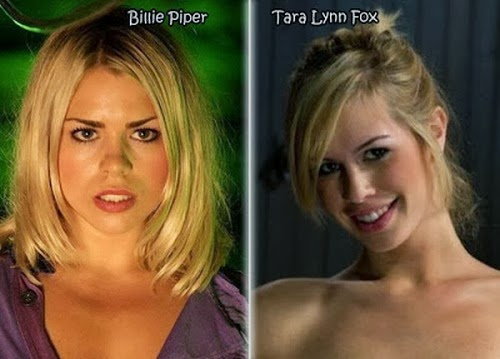 Celebrities And Their Porn Star Look Alikes