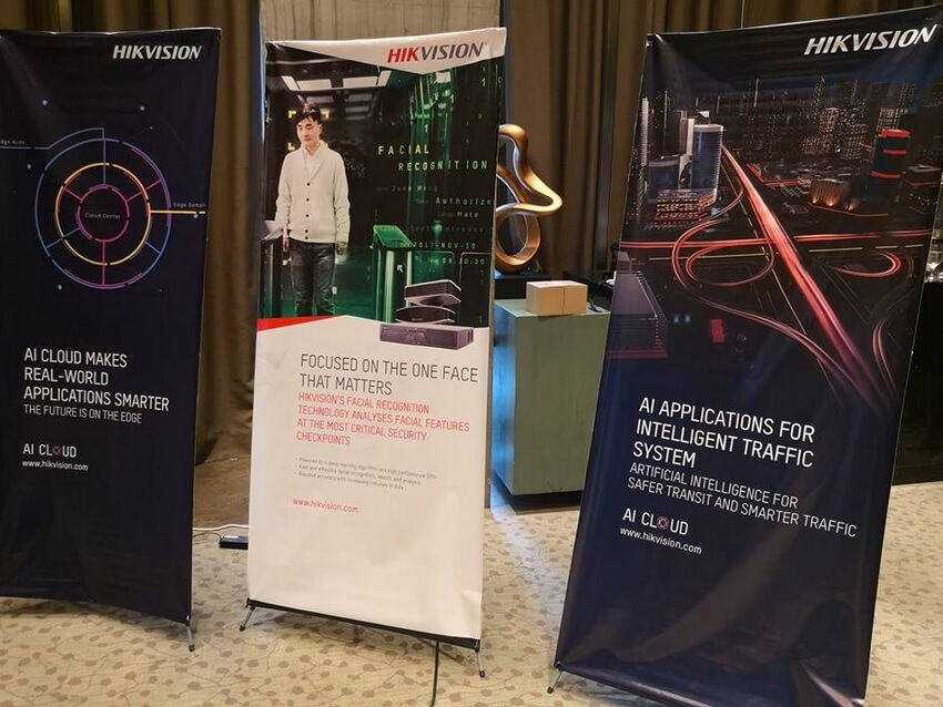 Hikvision Deep Learning AI Solutions