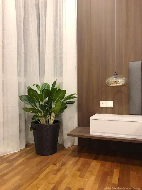 Modern Bedroom Room Design, Meridian Interior Design