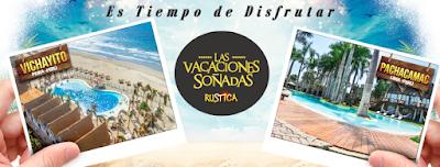 Gana unas vacaciones soñadas en Rustica Hoteles