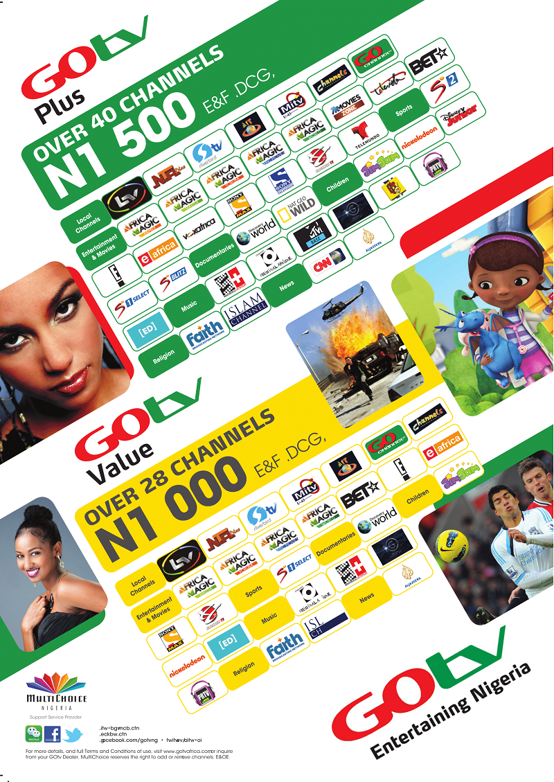 gotv nigeria digital decoder