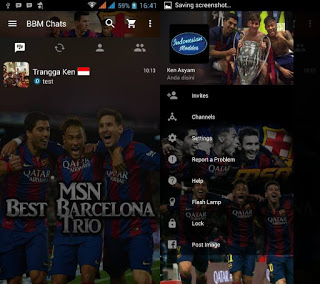 Download BBM Mod Trio MSN