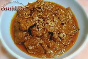 Cooklike Resep Membuat Rendang Daging Sapi Spesial