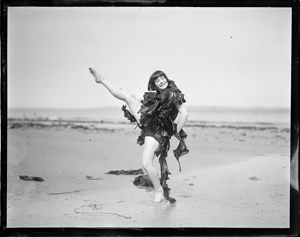 beach vintage photos revere