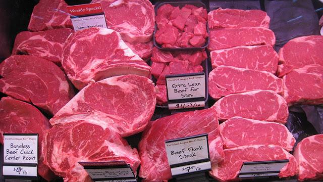 Revelan el peligroso efecto que produce el consumo de carne roja