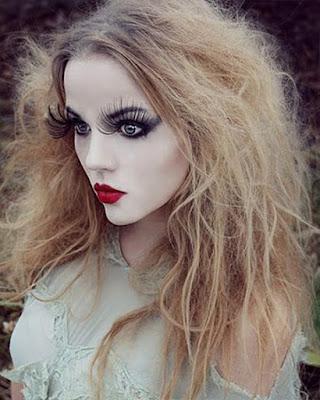 peinado bruja halloween