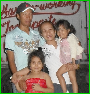 Bulaklak and her Family